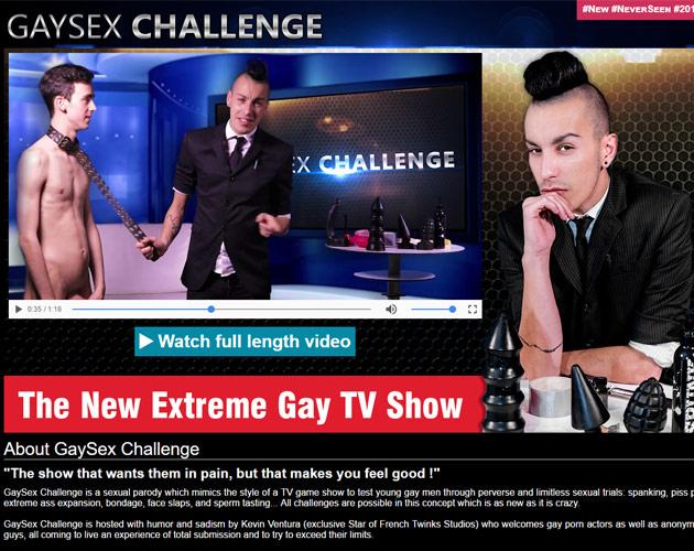 GaySex Challenge